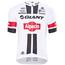 Etxeondo Authentic Team Giant-Alpecin Koszulka kolarska Mężczyźni biały